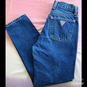 Vintage Guess High Waist Jeans